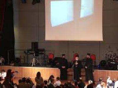 Εκδήλωση Ενορίας στην αίθουσα δεξιώσεων Palladium (6-1-2014) Αρχιεπίσκοπος Κρήτης κ.κ. Ειρηναίος